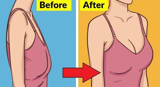 saggy breast