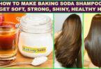 baking soda shampoo hair