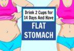 flat stomach